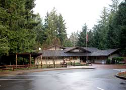 Fort Clatsop Visitor Center