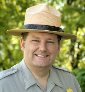 Jon Burpee, Lewis and Clark National Historical Park Superintendent