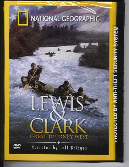 Lewis & Clark: Great Journey West