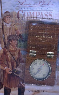 The Lewis and Clark Compass