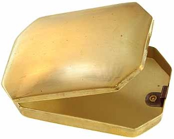 Brass Tinder Box